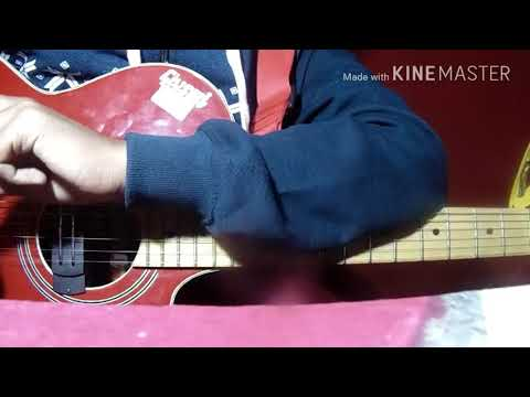 Woh Ladki bahut yaad aati hai / Easy Guitar Chords Lesson/ By Nikhil Sagar