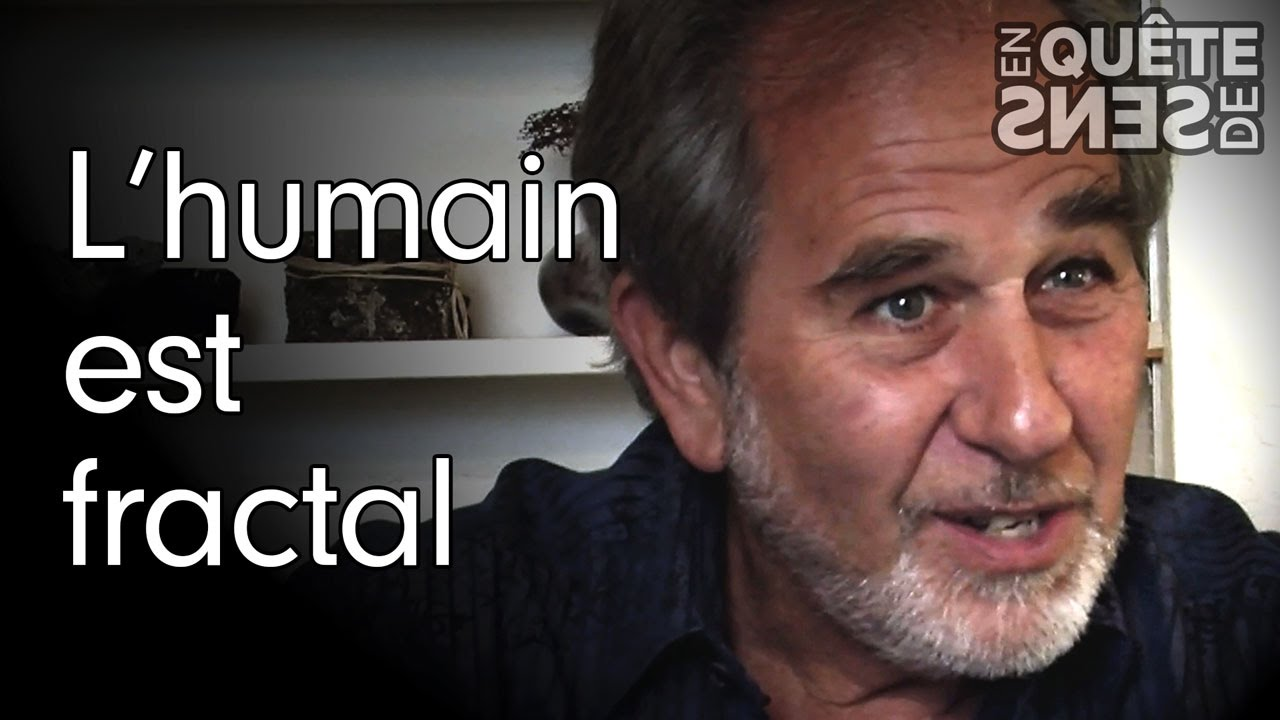 L'humain est fractal : Bruce Lipton