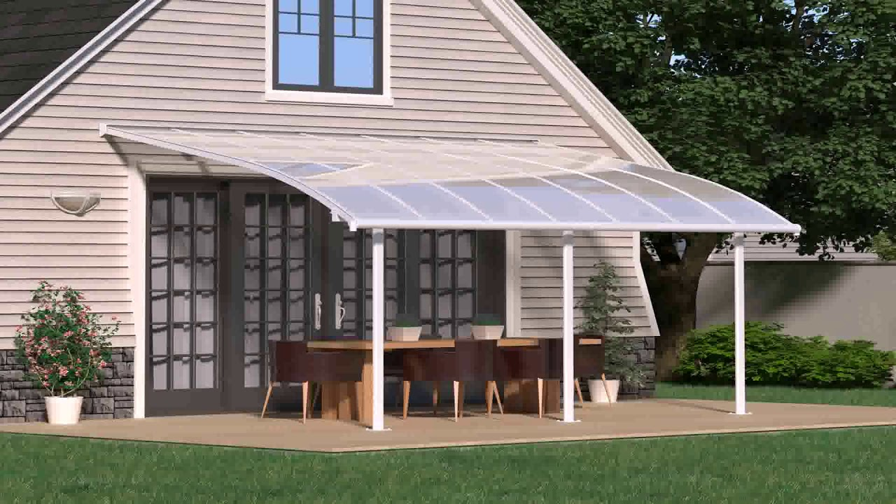 Curved Patio Cover Designs Youtube