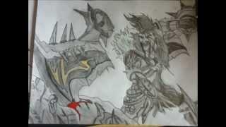 Draven Drawing