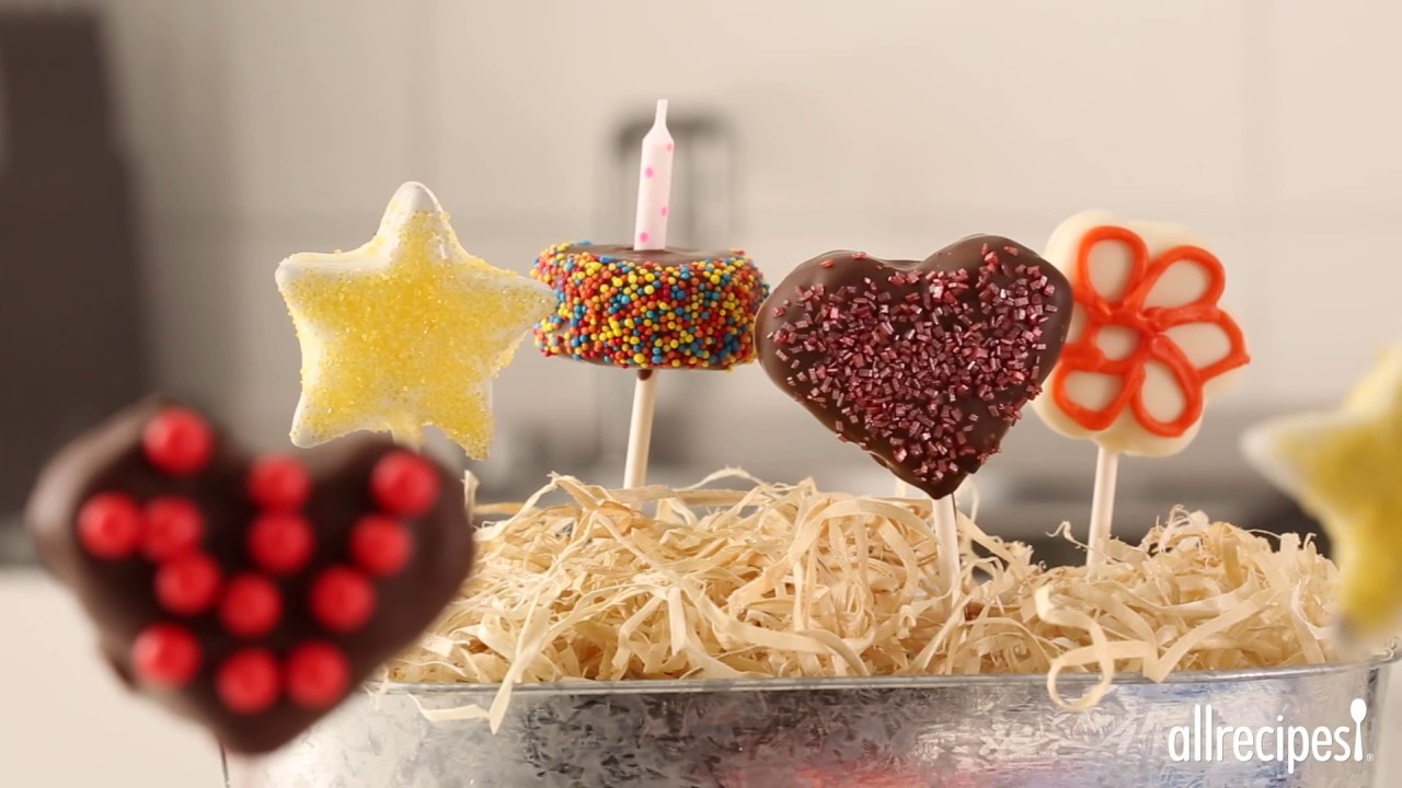 How To Make Cookie Cutter Cake Pops