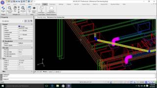 The New AViCAD 2017 - Complete CAD with Engineering