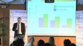 Wie unser Gehirn lernt  -  Professor Dr. Dr. Spitzer Vortrag 1/4