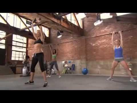 Jackie Warner   Personal Training 30 Day   Fast Start Lower Body