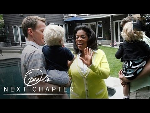 Meet Neil Patrick Harris and David Burtka's Twins  Oprah's Next Chapter  Oprah Winfrey Network
