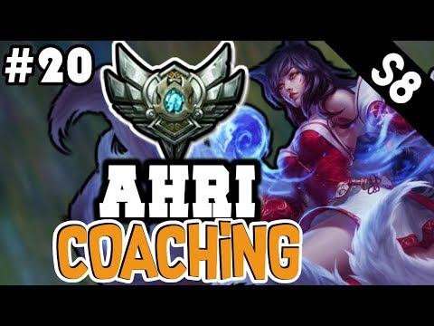 Ahri Mid Coaching Guide (Silver) - League of Legends Coaching #20