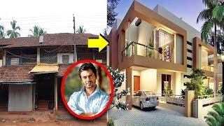 Bollywood actors old poor and new rich lifestyle House