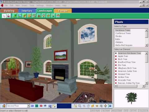 3d home architect design deluxe 8. 3d Home Architect Tan T M Videosu Youtube Home Architect Design Suite Deluxe 8 Tutorial