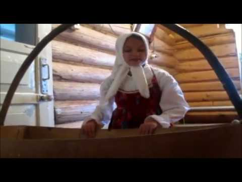 Изображение предпросмотра прочтения – ДианаМолярова читает произведение «Казачья колыбельная песня» М.Ю.Лермонтова