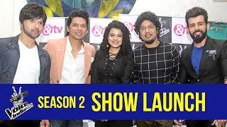 Video The Voice India Kids season 2 Full Show Launch | | Himesh Reshamiya | Shaan | Palak Muchhal | Papon download MP3, 3GP, MP4, WEBM, AVI, FLV September 2018