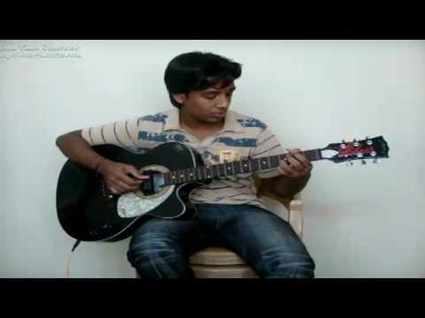 khabar nahi guitar intro dostana