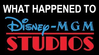 Disney-MGM Studios | A History & Controversy: What Happened to Disney World's Third Park?
