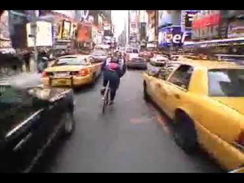 New York Bicycle Courier Race