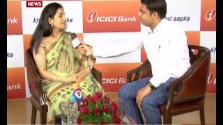 Chanda Kochhar , MD & CEO, ICICI Bank speaks exclusively with DD News over Demonetisation