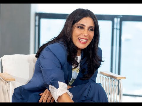 Nadine Labaki - Women in Motion Panel