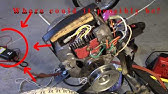 Washing Machine Motor Wiring Explained (3 Phase Induction ... on