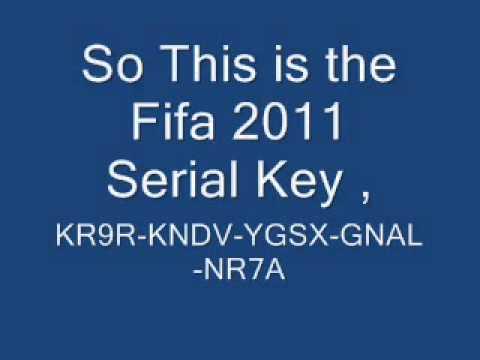 Fifa 11 CD KEY :D
