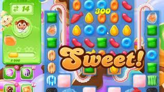 Candy Crush Jelly Saga Level 1188