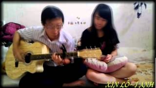 XIn Lỗi Anh- guitar cover