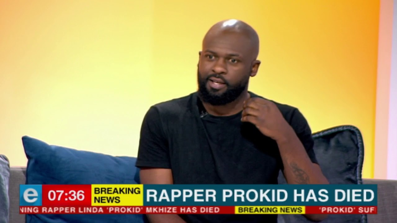 South African Rapper Blaklez says he is deeply indebted to the late ProKid.