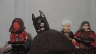 "Lego Batman:The Arkham series episode one ""The Red Hood"""