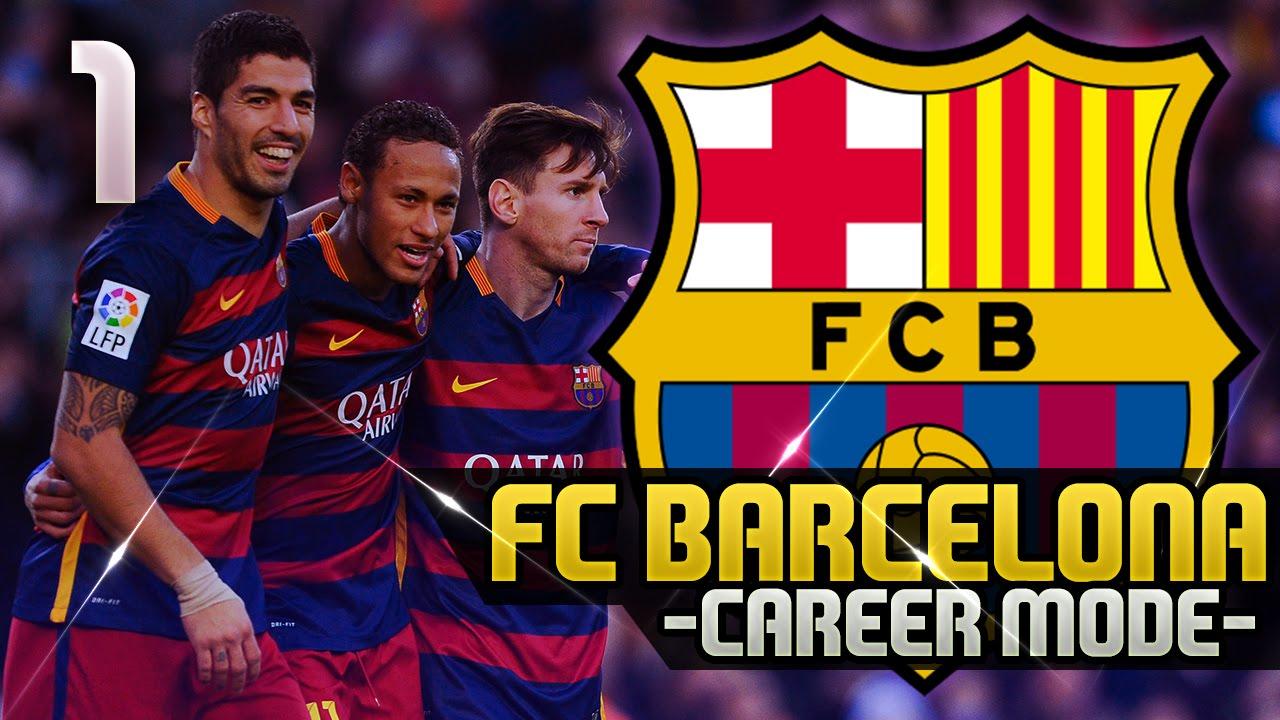 How To Build A Team Like Barcelona Fifa