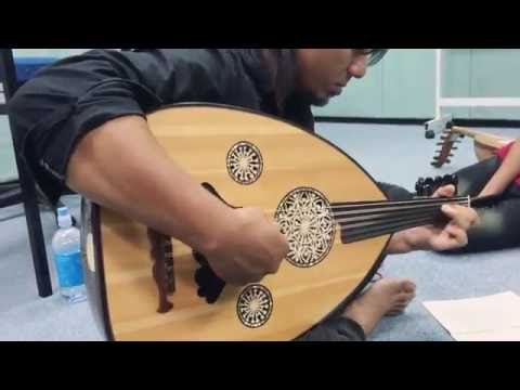 Dollah Gambus - Tutorial on Taksim Development (Maqam Modulation)