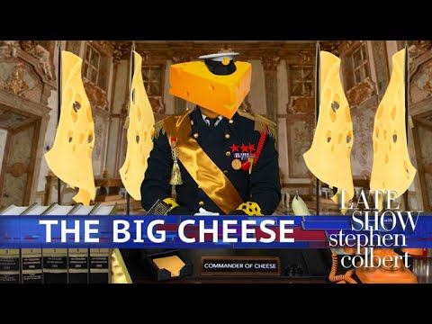 Meet The Real Commander-Of-Cheese