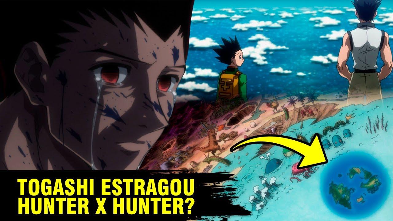 Hunter x Hunter realmente acabou? Quando o anime volta?