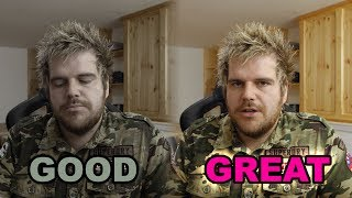 A Developers Advice 13 - The Difference Between Good and Great