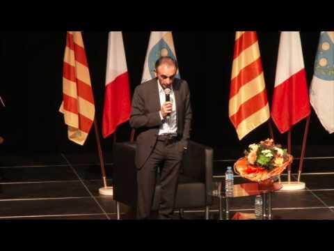 Conférence d'Eric Zemmour du 03-11-2016