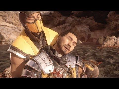 Master Hasashi Last Wish Before Death - Mortal Kombat 11 Story