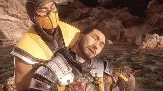 Download Master Hasashi Last Wish Before Death - Mortal Kombat 11 Story Mp3 and Videos