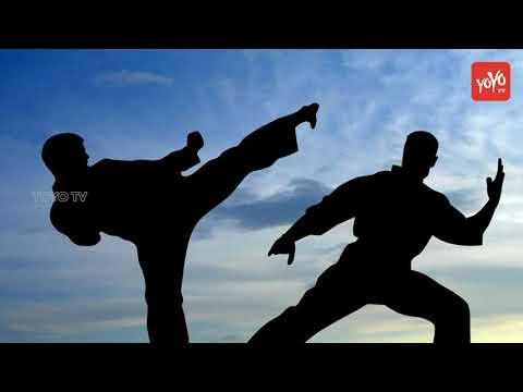 Tribal Girl Wins International Championship   Telangana   Singapore   Martial Arts   YOYO Times