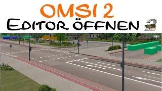 OMSI 2 Map-Editor öffnen
