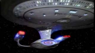 Star Trek: The Next Generation Temporada 3-7 Opening en Catala