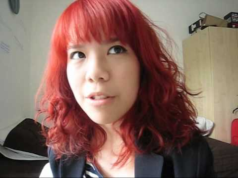dye my hair red with schwarzkopf live color xxl red