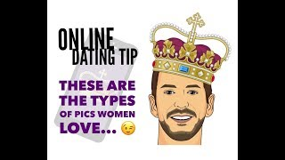 Online Dating Tips for Men - What Pictures Should You Put on Your Profile?