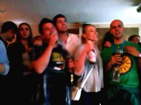 POZiMUN Karaoke - song for Kasia Rotnicka