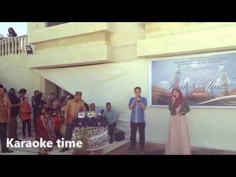 karaoke perayaan Idul Adha KBRI Amman