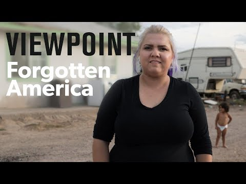 America's forgotten communities – interview with Chris Arnade | VIEWPOINT