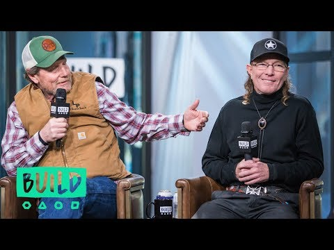 "Mike ""Rooster"" McConaughey & Butch Gilliam On A&E's ""Rooster and Butch"""