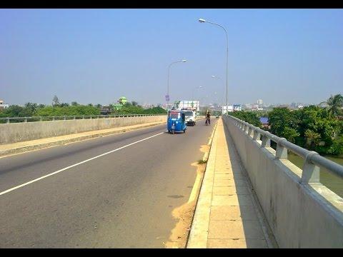 Bosila Bridge |||Mohammadpur,Dhaka.