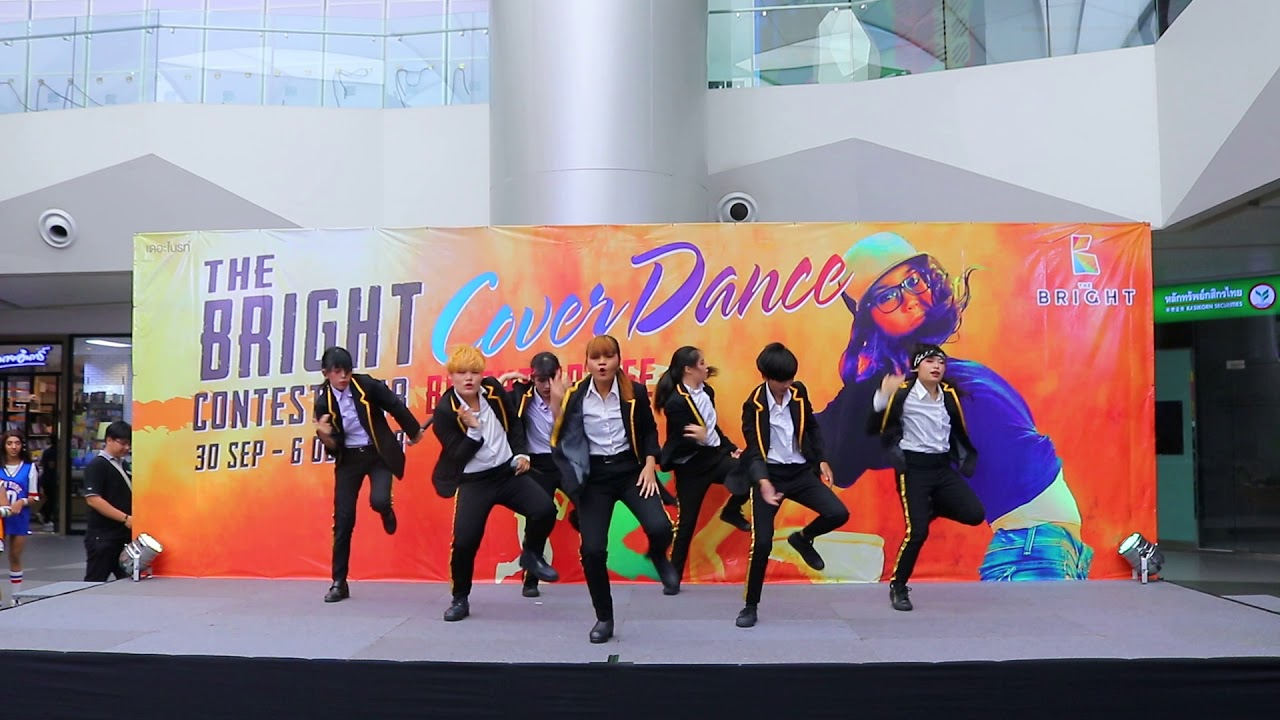 Download 30/09/61 Sven Ace COVER BTS  @The Bright Cover Dance Contest 2018