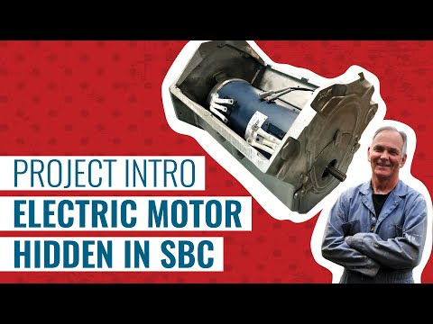 Episode 1: Introduction | E-CRATE Motor - Electric Small Block for Rat Rod Truck