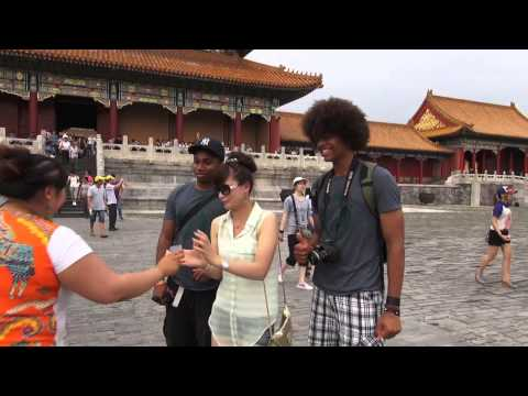 Help the Green Dragons visit Wudang Mountain - fundraising video