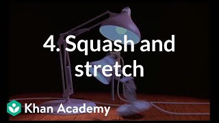 4. Squash and stretch | Animation | Computer animation | Khan Academy