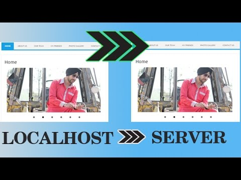 Move WordPress Website from Localhost to Online Server without any Plugin ( with 7 Simple Steps)