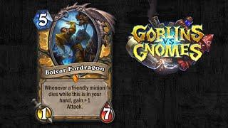 new legendary paladin card bolvar fordragon final 9th gvg reveal