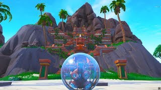 How To Explosre Outside The CREATIVE HUB Using This FORTNITE GLITCH